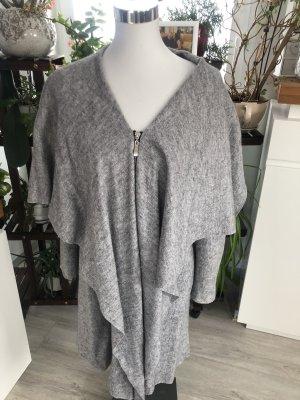 Kimono Blouse silver-colored