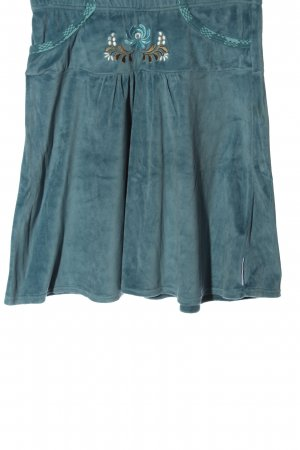 Blutgeschwister Minirock blau Casual-Look