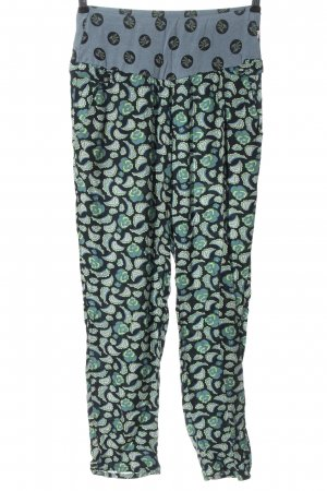 Blutgeschwister Stoffhose Allover-Druck Casual-Look