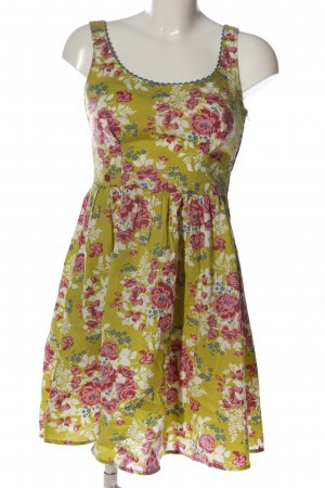 Blutsgeschwister A-lijn jurk volledige print casual uitstraling
