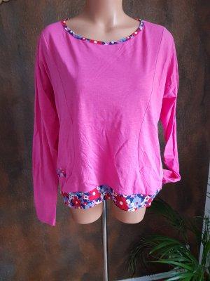 Blutsgeschwister langarm shirt pink xs