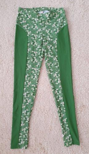 Blutgeschwister Leggings verde-verde bosco