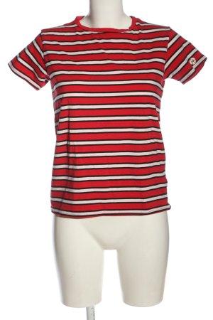 Blutsgeschwister T-shirt rayé motif rayé style décontracté