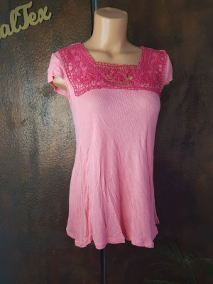 blutsgeschwister shirt rosa pink S