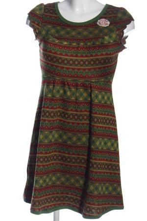 Blutsgeschwister Abito di maglia modello misto stile casual