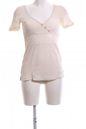 Blutsgeschwister T-Shirt creme Casual-Look