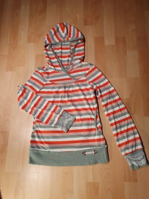 Blutsschwester Hooded Sweater multicolored