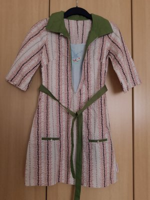 Blutsschwester A-lijn jurk veelkleurig