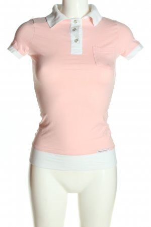Blutsschwester Polo Shirt cream-white casual look