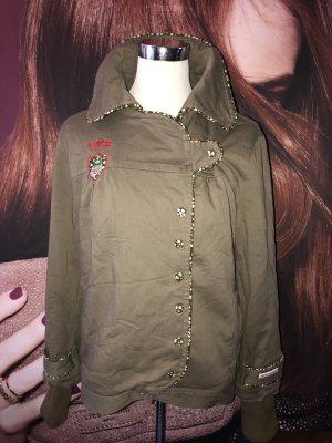 Blutsschwester Winter Jacket multicolored