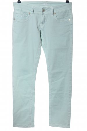 BMJ Jeanswear Low-Rise Trousers blue casual look