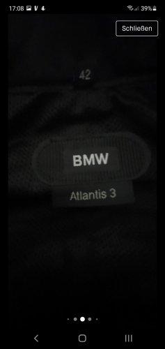 BMW Pantalón de cuero negro