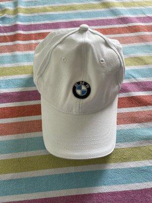 BMW Baseball Cap white-blue