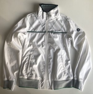 BMW Sports Jacket white polyester
