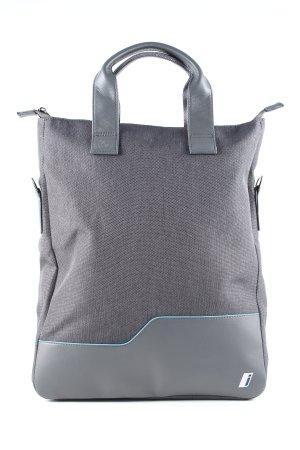 BMW Canvas Bag light grey flecked casual look