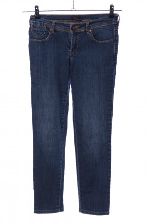 Bny Jeans 7/8 Jeans blau Casual-Look