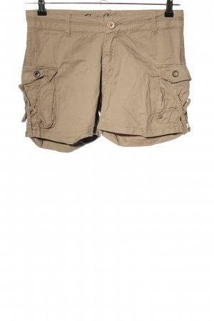 Bny Jeans Shorts brown casual look