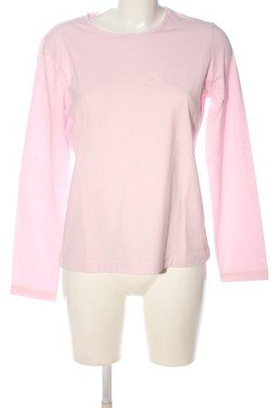 bo viva Longsleeve pink Casual-Look