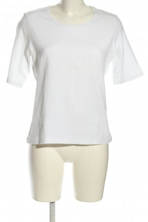 bo viva T-shirt biały W stylu casual