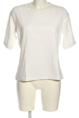 bo viva T-shirt bianco stile casual