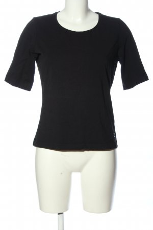 bo viva T-shirt nero stile casual