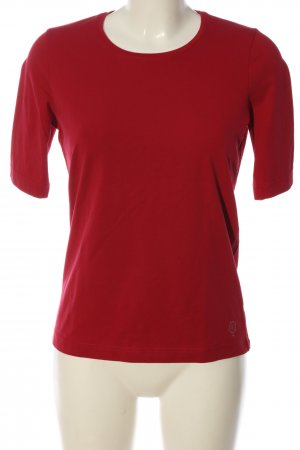 bo viva T-shirt czerwony W stylu casual