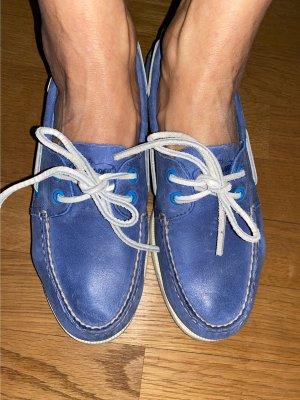 Sperry top-sider Zapatos de marinero azul aciano