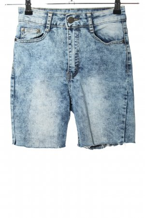 BOB Jeansshorts blau Casual-Look