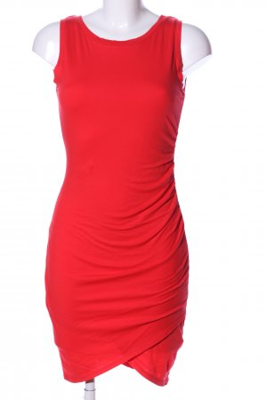 bobi Jersey Dress red extravagant style