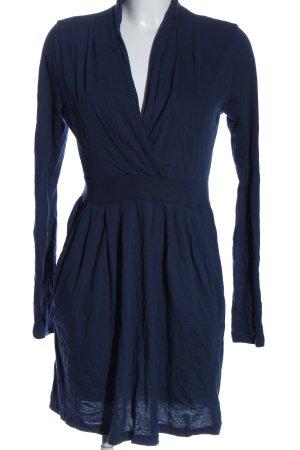 bobi Longsleeve Dress blue casual look