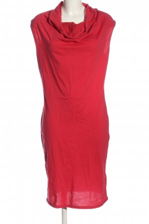 bobi Midi Dress red casual look