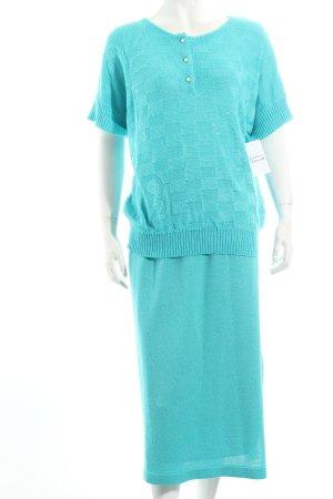 Bode Kostüm türkis Casual-Look keine Textilangabe