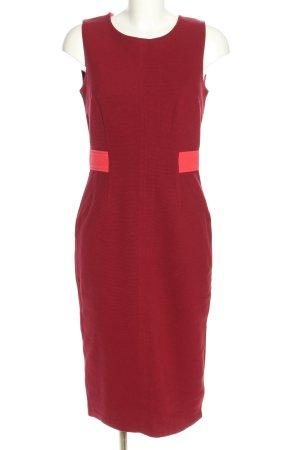 Boden Pencil Dress red elegant