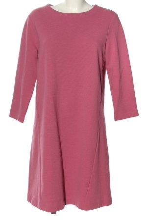 Boden A-Linien Kleid pink Casual-Look