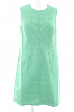 Boden A Line Dress green casual look