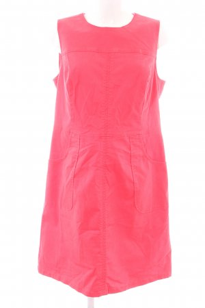 Boden A Line Dress pink casual look