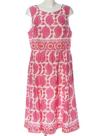 Boden Sukienka o kroju litery A Na całej powierzchni W stylu casual