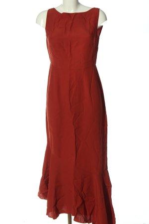 Boden Abendkleid rot Elegant