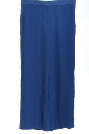 Boden Baggy broek blauw casual uitstraling