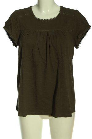 Boden Shirt basique kaki élégant