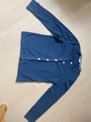 Boden Gebreide cardigan korenblauw