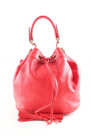 Boden Beuteltasche rot Business-Look