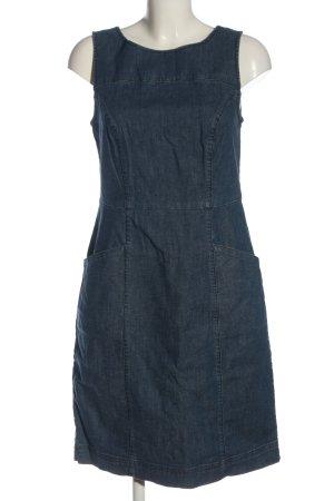 Boden Jeanskleid blau Elegant