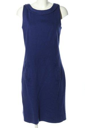 Boden Bleistiftkleid blauviolett Casual-Look