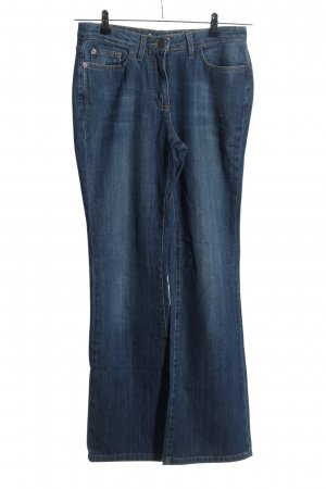 Boden Boot Cut Jeans blau Casual-Look