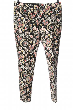 Boden Pleated Trousers allover print casual look