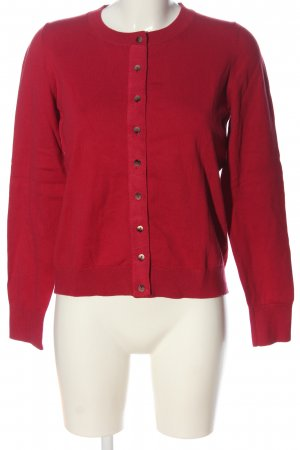 Boden Cardigan rot Casual-Look