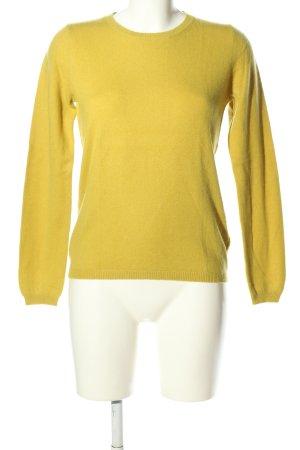 Boden Cashmere Jumper primrose casual look