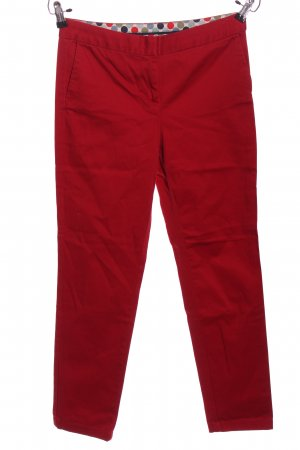 Boden Chinohose rot Business-Look