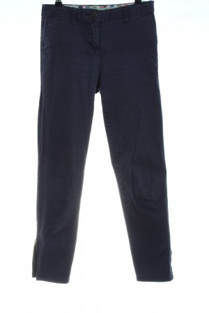 Boden Chinohose blau Casual-Look